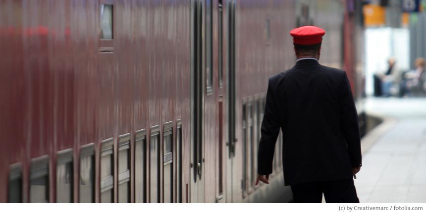 Bei vielen Bahnbeschäftigten fährt jeden Tag die Angst mit