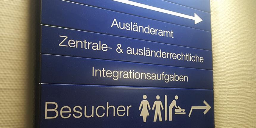 Entgleisung im Ausländeramt - das tut man in Solingen dagegen