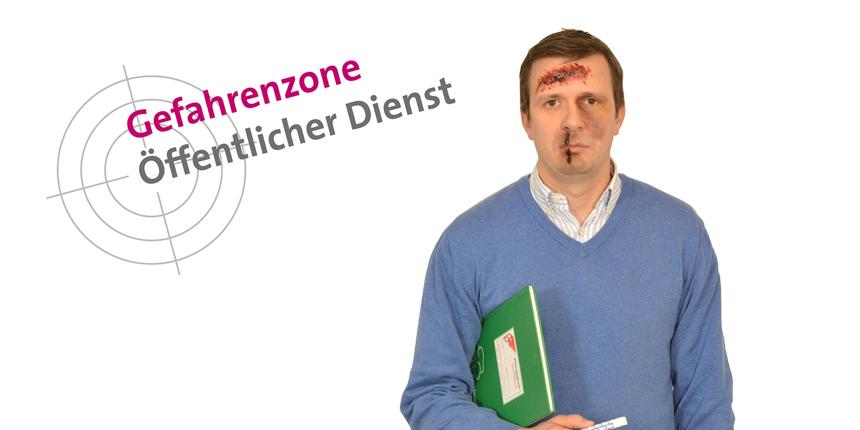 Das Land NRW will Beschäftigte im Öffentlichen Dienst besser vor Gewalt schützen