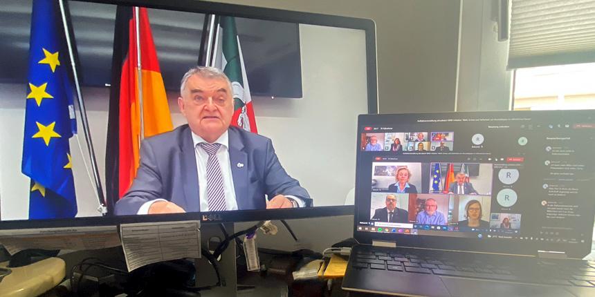 NRW-Initiative gegen Gewalt